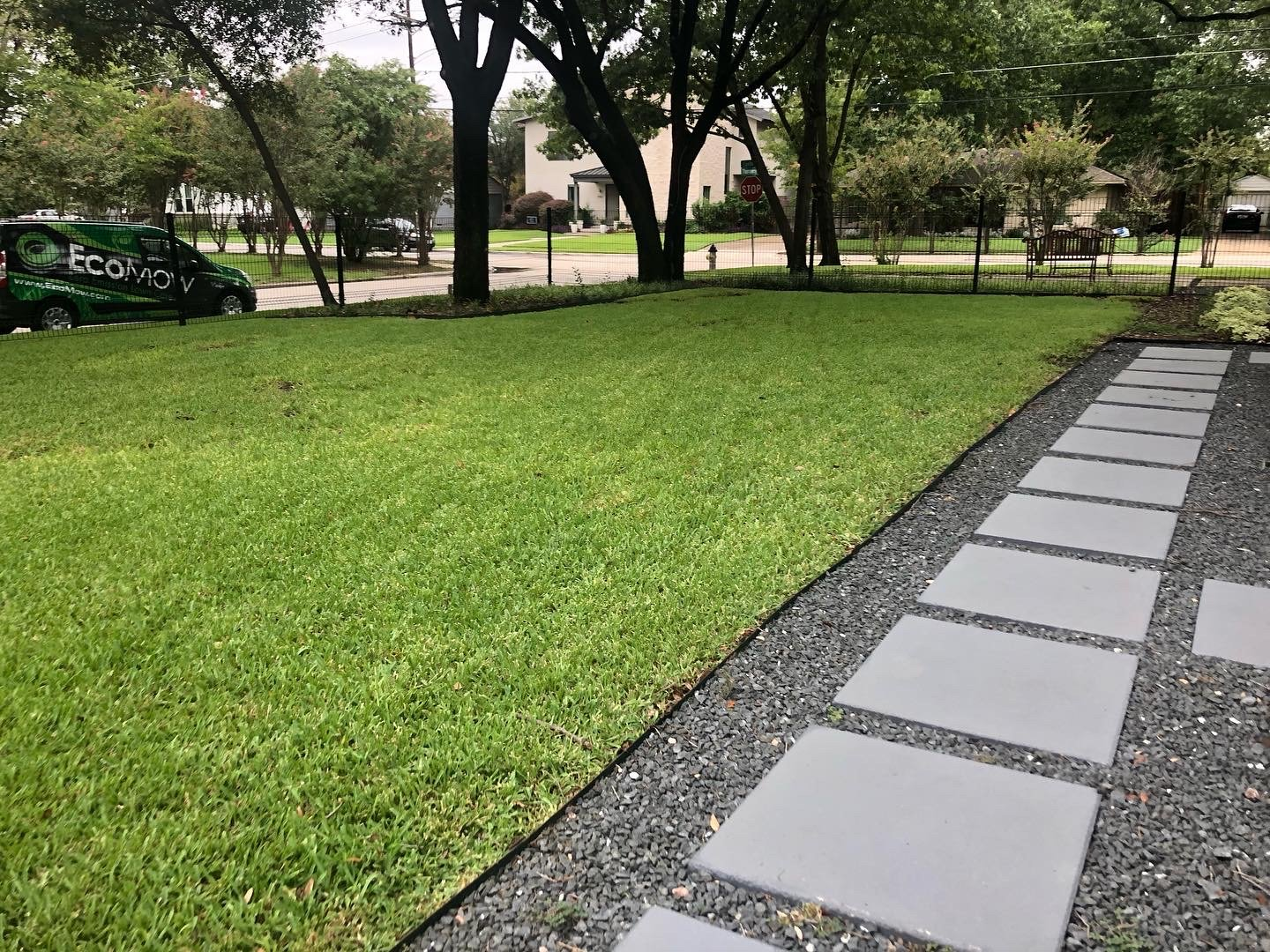 Battery Powered Lawn Service Dallas