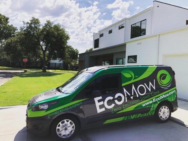 EcoMow Park Cities Dallas