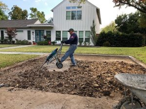 EcoMow Zero Emission Landscaping Dallas